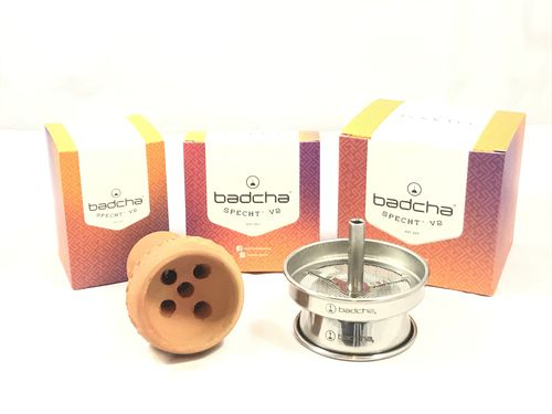 Badcha Specht V2 Set - Chrome